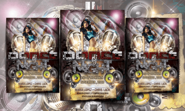FREE Flyer Templates