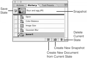 photoshop history tool