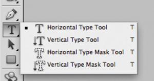 Type Tool