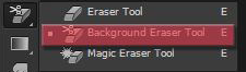 Background Eraser Tool