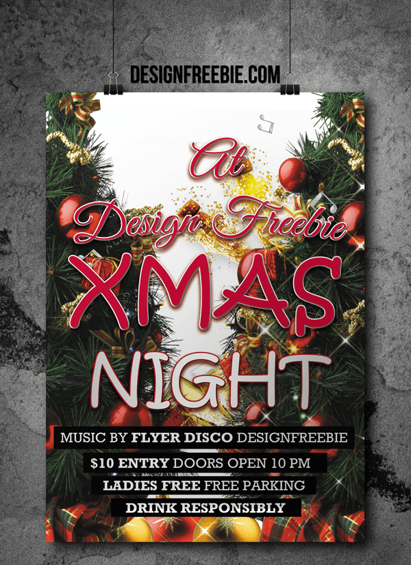 christmas-Party-Flyer-Template_2