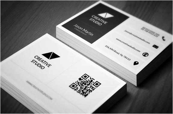 Metro Corporate Business Card Design Template