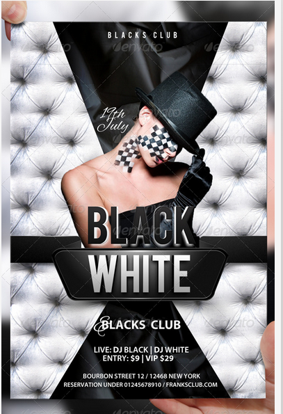 50 cool club flyers party flyer templates flyer psd. Black Bedroom Furniture Sets. Home Design Ideas
