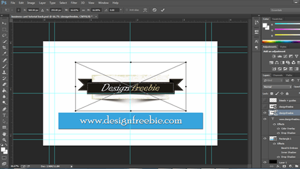 make your own business cards template