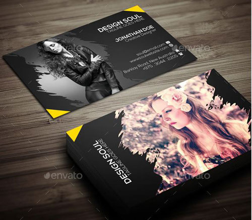 Best photography business card templates example 20 colourmoves