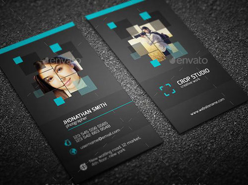 Wedding Photography Business Names: Best Photography Business Card Templates Example