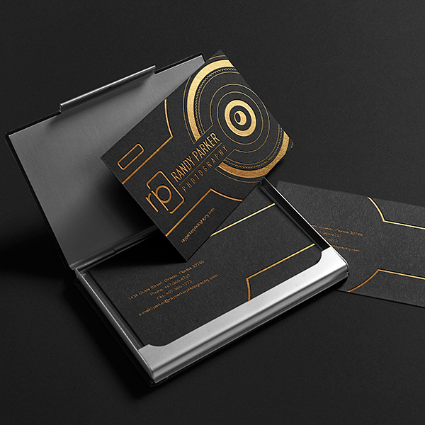 Best photography business card templates example for Best business cards for photographers