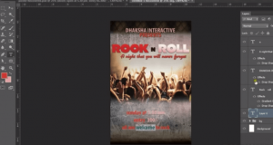 flyer design tutorial
