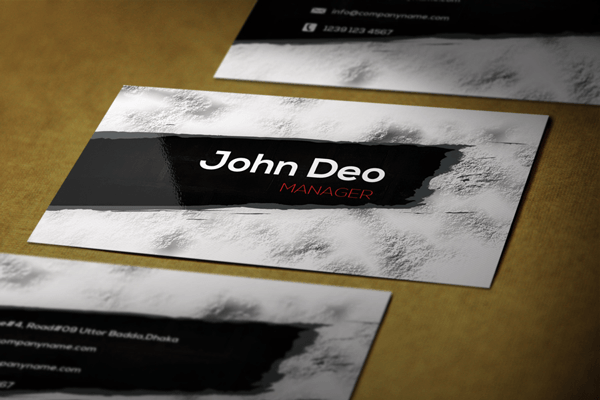 Unique Business Cards Template Free