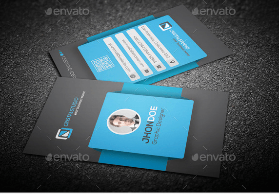 Fresh Business Cards