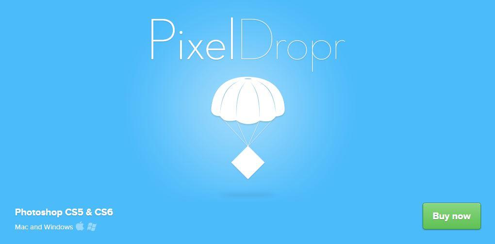 pixeldroper
