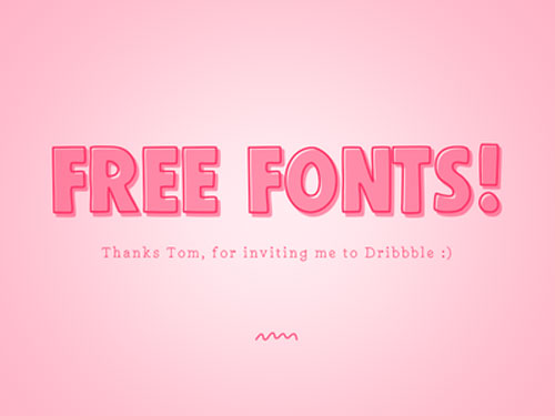free download fonts