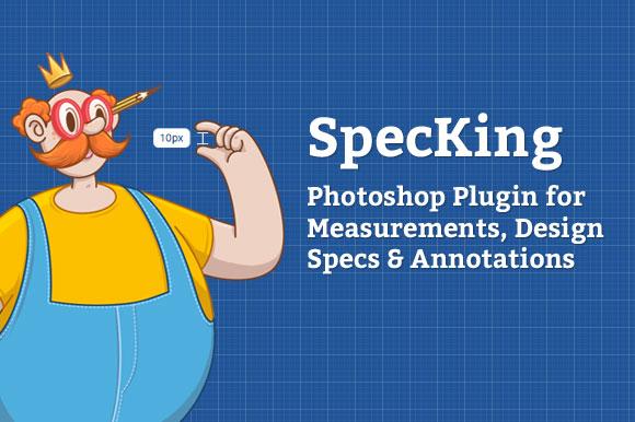 SpecKing-Photoshop-Plugin